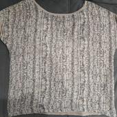 Джинсовая юбка и Pimkie футболка на 48-50 одним лотом, замеры в лоте