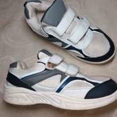 ЛоВи ЛоТы! 20.2 см Белые стильные кроссовки