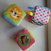 Іграшки- кубики для немовлят . В ідеалі