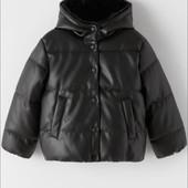 Куртка Новая стильная на девочку Zara 8 years