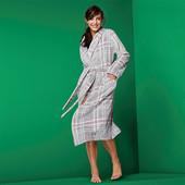 Уютный плюшевый халат от Tchibo(Германия) размер евро 48/50 (укр 54/56)