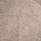 Коврик з анти слизьким покриттям діаметр 110 см у хорошому стані