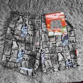 Emoji пляжные купальные шорты плавки для мальчика Lidl Германия! В лоте только Emoji!!!