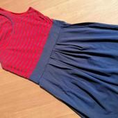 трикотажна сукня на 10-12 років