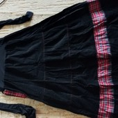 Платье макси, размер М