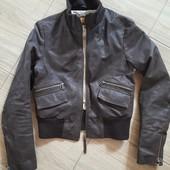 Натуральная кожа!!! Кожаная куртка