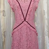 Новое платье из кружева