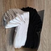 Детские биокоттоновые укороченные носки для мальчика 10 шт в лоте размер 19-22, 86-92 рост
