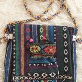 Етно сумка на плечо