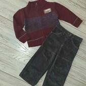 Кофта штаны Одним лотом рост 92-98