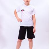 Детские шорты для хореографии,физкульт. или для дома р.128-2шт.Новые