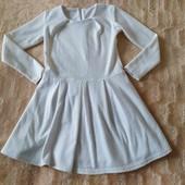 Біле платье для принцеси
