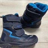 Термо ботиночки Superfit 29 размер стелька 18,5 см