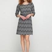 Легкое шифоновое платье Esmara (германия), евро указан 38. см.замеры