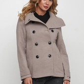 Новое!пальто/полупальто/куртка,40 евр ,пог 51 см.