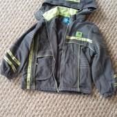 Куртка, р. 104, большемерит