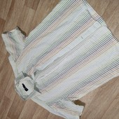 Blur Harbor хлопковая летняя рубашка