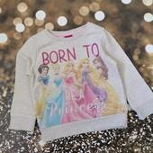 Свитшот свитер с принцесами