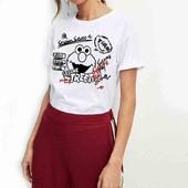 Женская футболка/ одним лотом 2 шт
