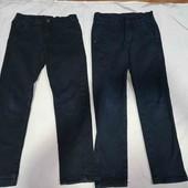 школьные котоновые брюки одним лотом