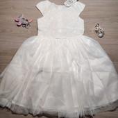 Польша!!! Шикарное нарядное платье для девочки, пышное платье! 116 рост! 999 грн по ценнику!