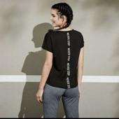 crivit.функциональная футболка размер L44/46 замеры