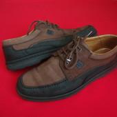 Туфли Bally оригинал натур кожа 44-45 размер