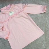 Оригінальна блузочка Остання Цікавий фасон Гарний колір Вам сподобається