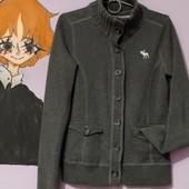 Модная утеплённая кофта в школу подростокS-M