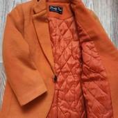 Утепленный пиджак на 9лет