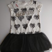 ⚡Интересное платье с пышной юбкой⚡