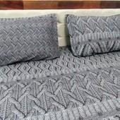 Вязка Наволочка из фланели 50*70 Мягкая, комфортная, уютная!