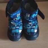 демисезонные ботинки, дутики, сапоги, размер 24