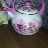 Прекрасный чайник