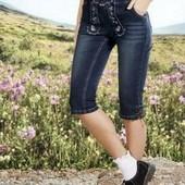 Джинсы укороченные штаны Esmara Германия
