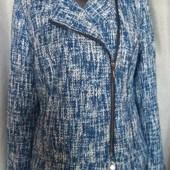 Интересный пиджак ,куртка из акрила