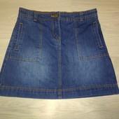 Джинсовая юбка 11-12лет в отличном состоянии