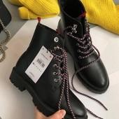 Стильные ботинки Sinsay размер 38