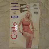 ♡ Conte колготки женские Nuance 40 beige. На выбор размер 2,3,4