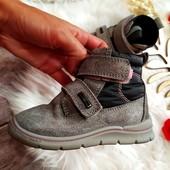 Демисезонные ботинки Funky girls, размер 23, стелька 15 см