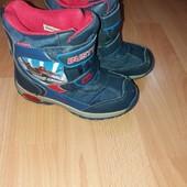 Зимние термо ботинки 30 размер 19.5 см стелькс