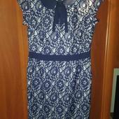 Шикарное женское платье 46 р