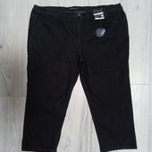Фирменные новые коттоновые джинсы-стрейч р.24-26
