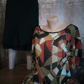***Много лотов!!! *Италия! Шикарный готовый look! Туничка Италия! + нарядная юбка