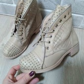 Сток. женские ботиночки. р. 37