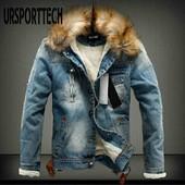 Шикарная модная джинсовая курточка,M-L