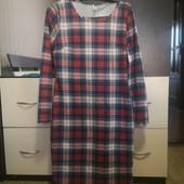 Трикотажное прямое платье Order plus. P. Xl в идеале