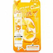 Тканевая питательная маска Elizavecca face care vita deep Power Reinger Mask Pack 23 мл