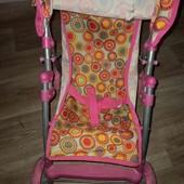 Качественная детская коляска для кукол