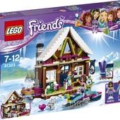 LEGO Friends 41323 Горнолыжный курорт шале